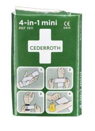 Cederroth pieni ensiapuside
