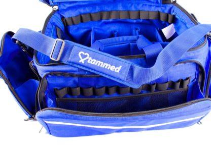 Tammed ensihoitolaukku sininen