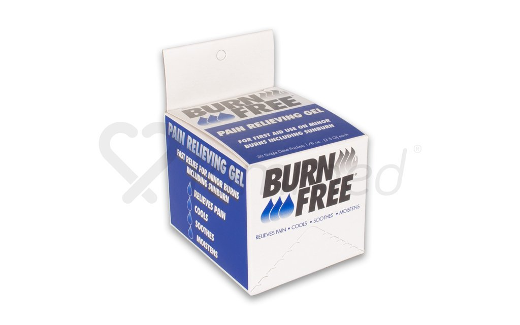 Burn Free palovammageeli
