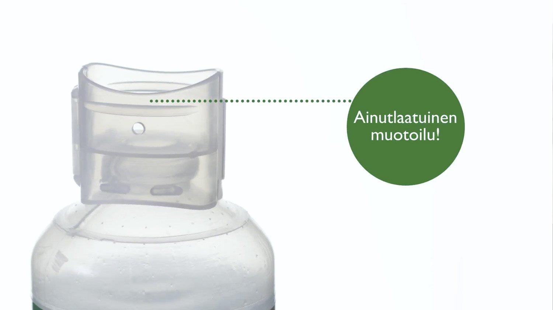 Cederroth silmänhuuhtelupullo 2 x 500 ml