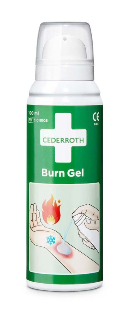 Cederroth Burn Gel Spray 100 ml
