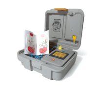 Harjoitusdefibrillaatorit ja CPR meter