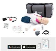 Laerdal Resusci Anne QCPR AED AW ylävartalo - Uusi ladattava