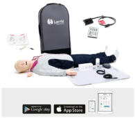 Laerdal Resusci Anne QCPR AED AW kokovartalo - Uusi ladattava