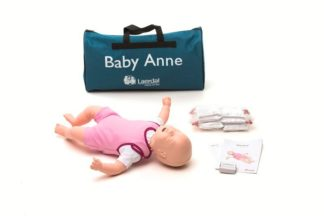 Baby Anne lasten elvytysnukke