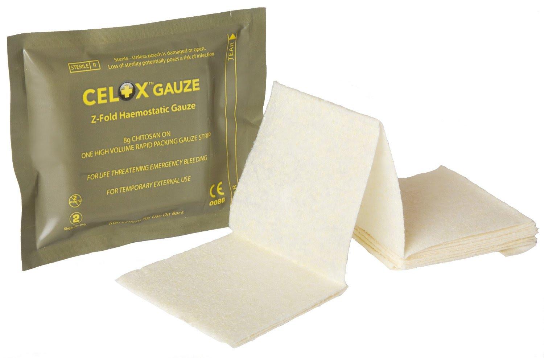 Celox Gauze Side