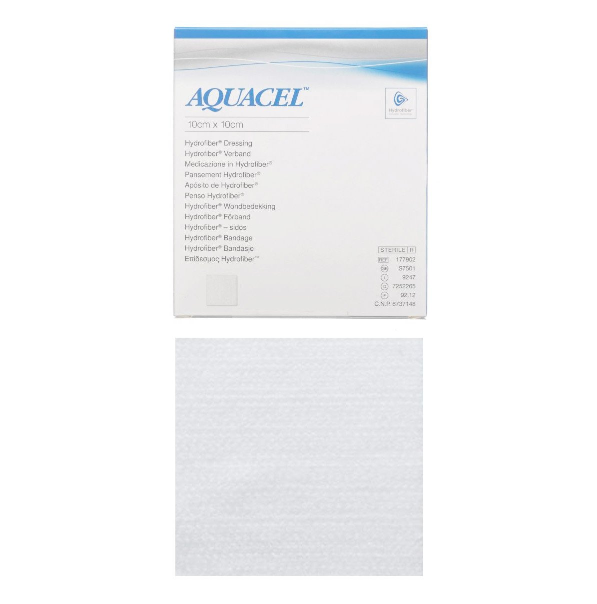 Aquacel Hydrofiber 10 x 10m