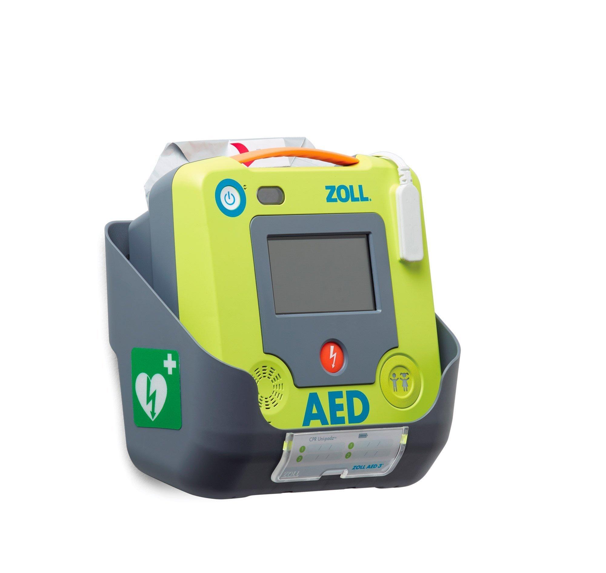 AED seinäteline