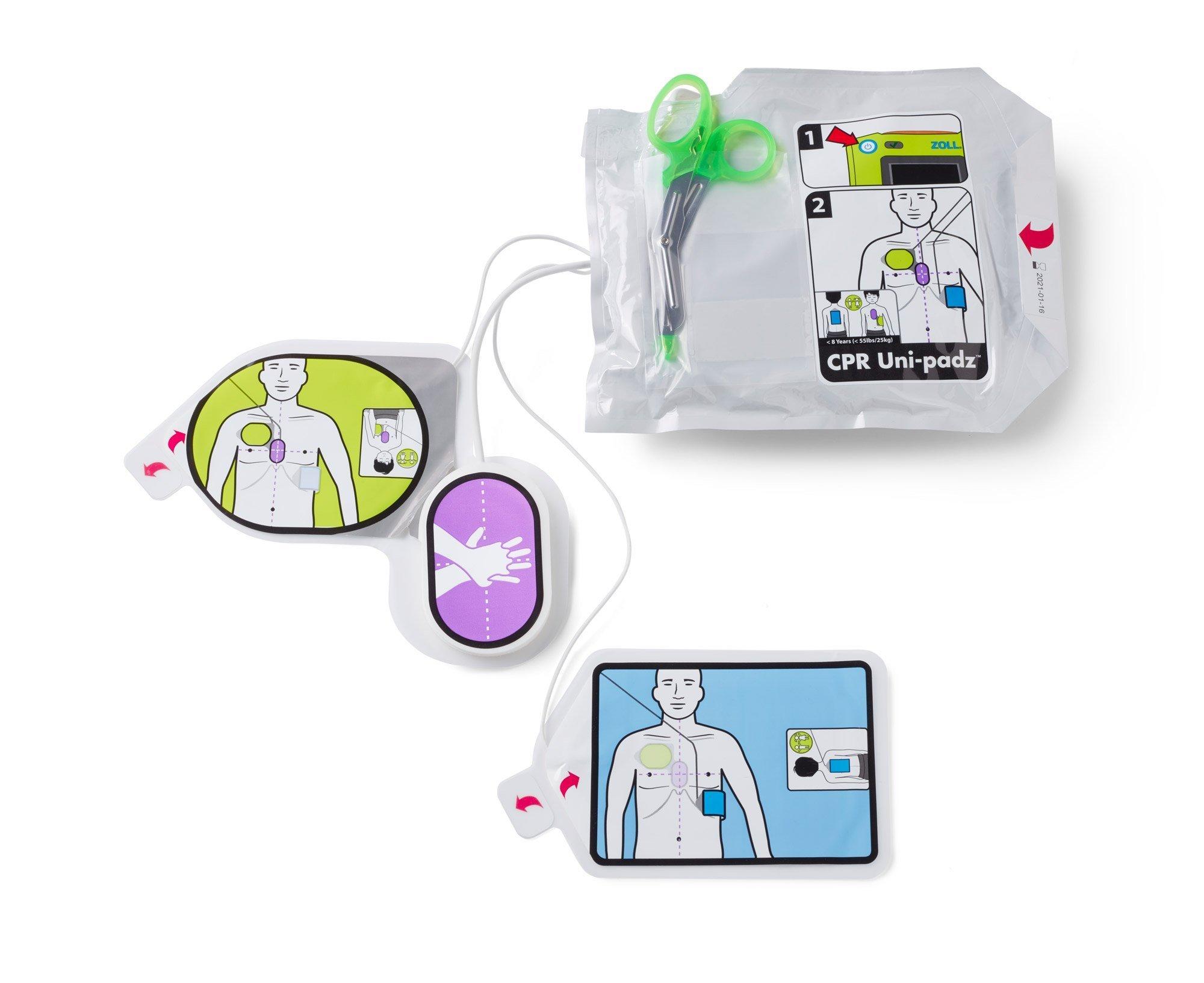 CPR Uni-Padz