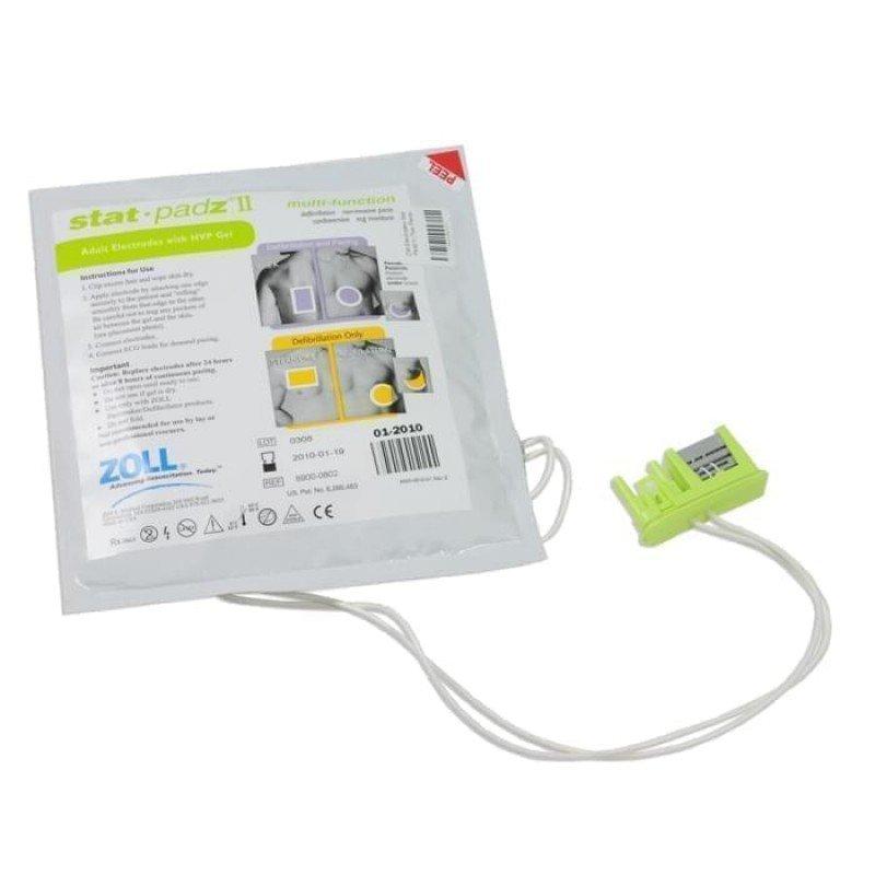 Stat Padz II elektrodit