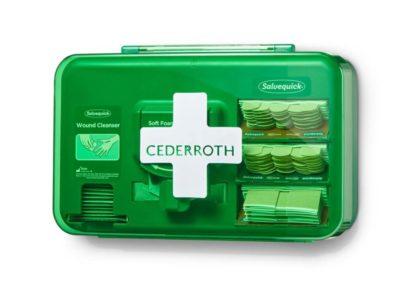 Haavanhoitoautomaatti kiinni