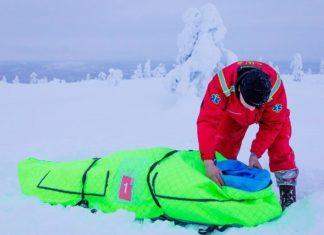 CVN Arctic Pallas Hypothermia Bag