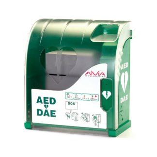 Seinäkaapit defibrillaattorille