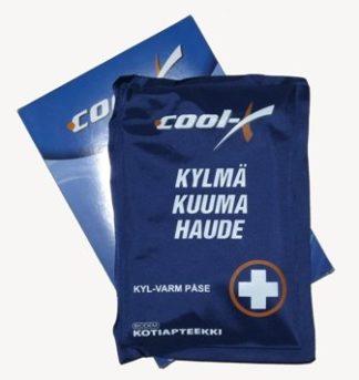Monikäyttöinen kylmä-kuumahaude Cool-X